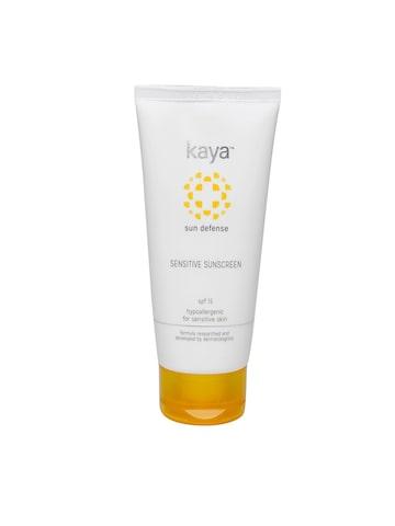 Kaya Skin Clinic Sun Defense Sensitive Sunscreen at myntra