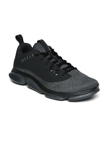 Nike Men Black Jordan Impact TR Training Shoes at myntra