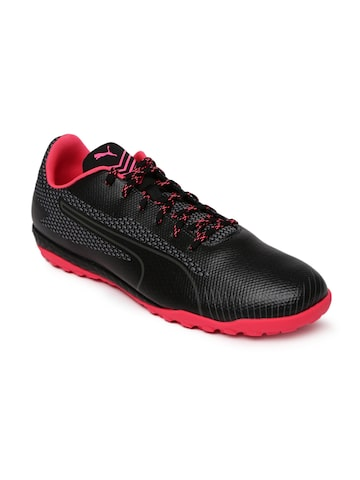 Puma Men Black 365 Ignite ST Football Shoes at myntra