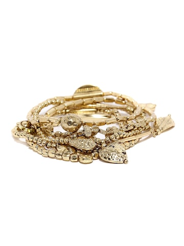 Accessorize Set of 6 Bracelets at myntra