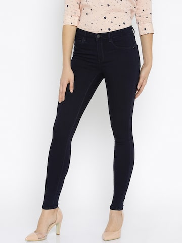 ONLY Navy Jeggings at myntra