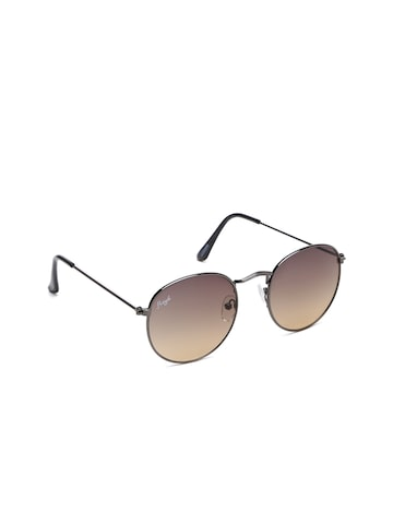 Floyd Unisex Round Sunglasses 11157 at myntra