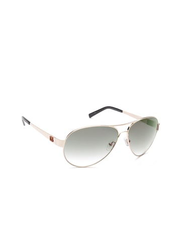 GUESS Unisex Oval Sunglasses S6824 at myntra