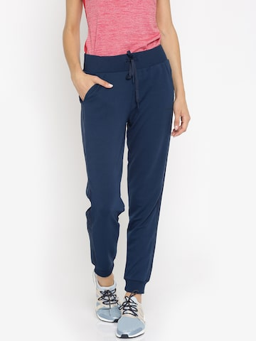 Adidas NEO Blue Studio Track Pants at myntra