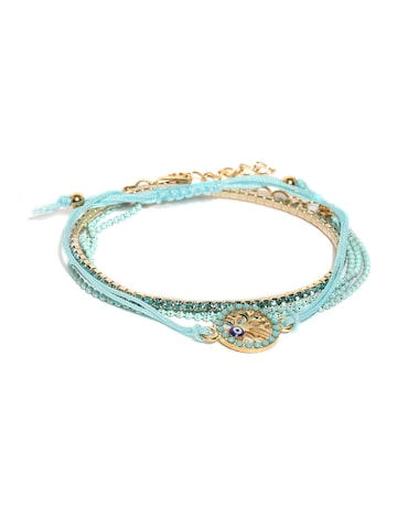 ToniQ Set of 3 Bracelets at myntra