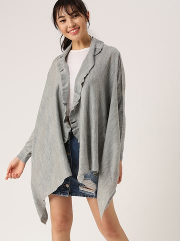 DressBerry Grey Shrug DressBerry Shrug at myntra