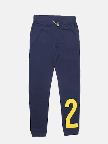 U.S. Polo Assn. Kids Boys Navy Track Pants U.S. Polo Assn. Kids Track Pants at myntra