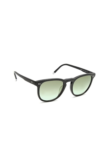 Calvin Klein Unisex Oval Sunglasses CK4321S 115 at myntra
