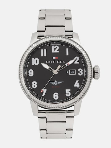 Tommy Hilfiger Men Black Analogue Watch TH1791312J Tommy Hilfiger Watches at myntra