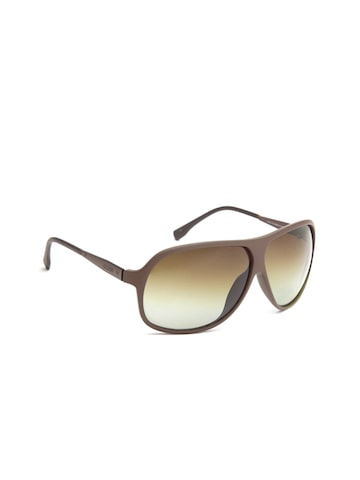 GUESS Unisex Oval Sunglasses 1019-34 at myntra