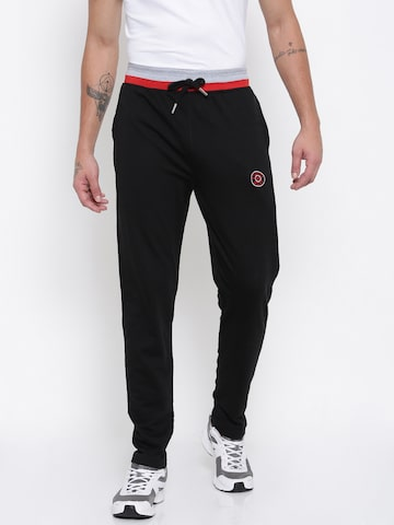 Sports52 wear Black Track Pants Sports52 wear Track Pants at myntra