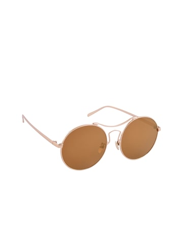 6by6 Unisex Round Sunglasses 6B6SG1962 at myntra