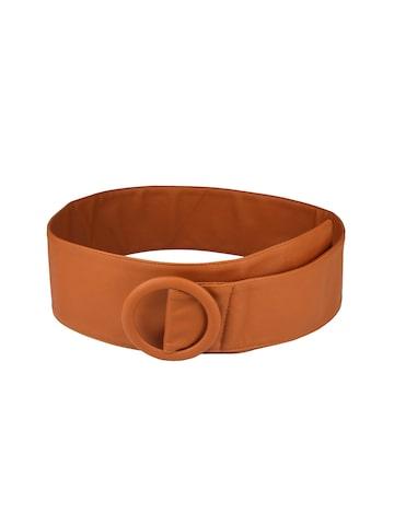 20Dresses Women Brown Solid Belt at myntra