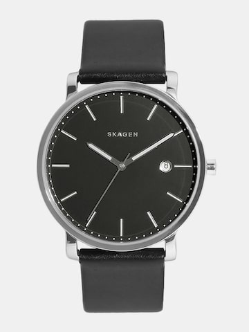 SKAGEN Men Black Analogue Watch SKW6294 at myntra