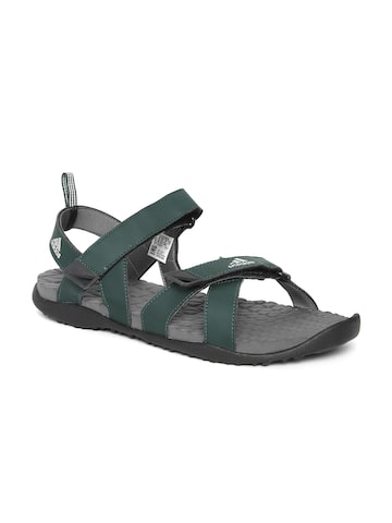 Adidas Men Green ALSEK 2017 Sports Sandals at myntra