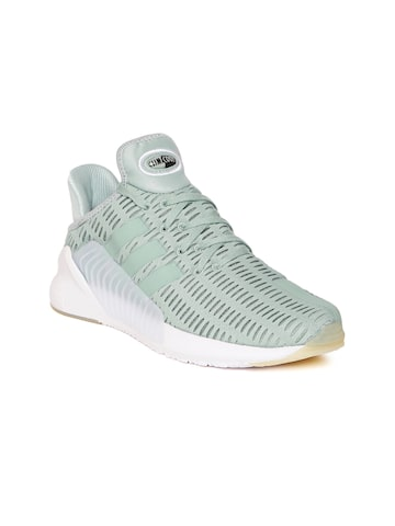 Adidas Originals Women Green Climacool 02/17 Sneakers Adidas Originals Casual Shoes at myntra