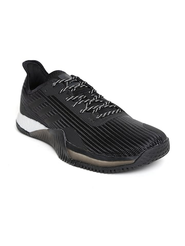 Adidas Men Black CrazyTrain Elite Training Shoes at myntra