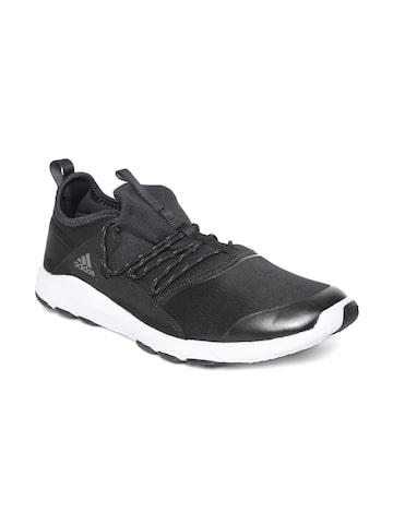 Adidas Men Black Crazymove Training Shoes at myntra