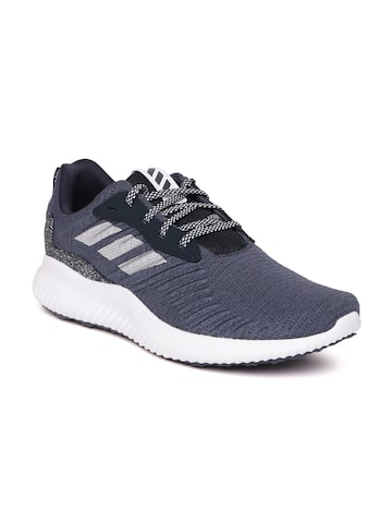 Adidas Men Purple Alphabounce RC Running Shoes Adidas Sports Shoes at myntra