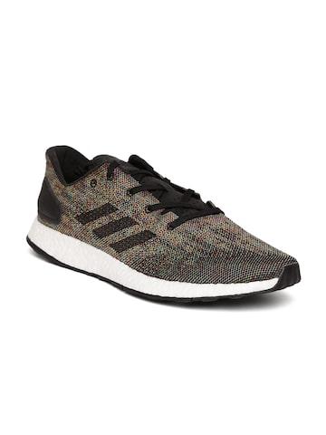 Adidas Men Multicoloured Pureboost DPR LTD Running Shoes at myntra