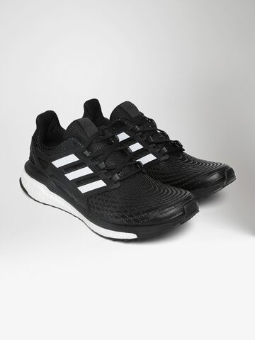 Adidas Men Black Energy Boost Running Shoes Adidas Sports Shoes at myntra