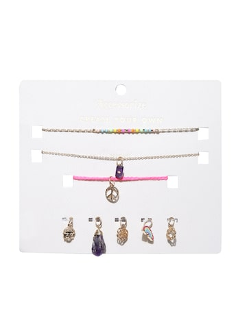 Accessorize Gold-Toned Jewellery Set Accessorize Jewellery Set at myntra