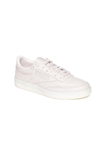 Reebok Classic Women Beige Sneakers Reebok Classic Casual Shoes at myntra