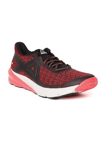 Reebok Men Red OSR GRASSE ROAD Running Shoes Reebok Sports Shoes at myntra