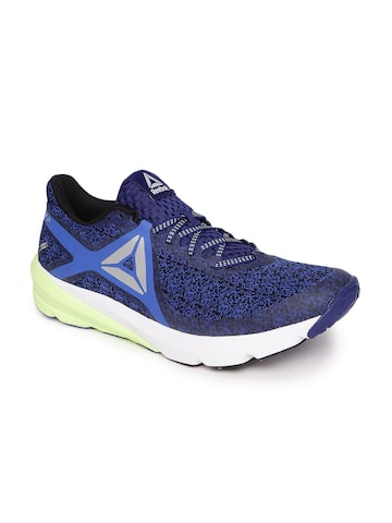 Reebok Men Blue OSR Grasse Road Running Shoes at myntra