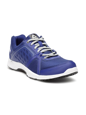 Reebok Men Blue Edge Quick 2.0 Running Shoes Reebok Sports Shoes at myntra