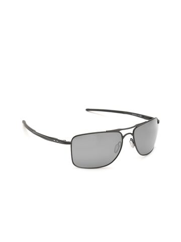 OAKLEY Men Rectangle Sunglasses 0OO412441240262 OAKLEY Sunglasses at myntra