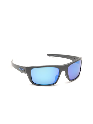 OAKLEY Men Rectangle Sunglasses 0OO936793670660 OAKLEY Sunglasses at myntra