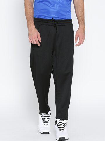 Adidas Originals Black HAWTHORNE Track Pants at myntra