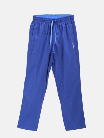 Reebok Boys Blue SWO WOVEN Track Pants at myntra