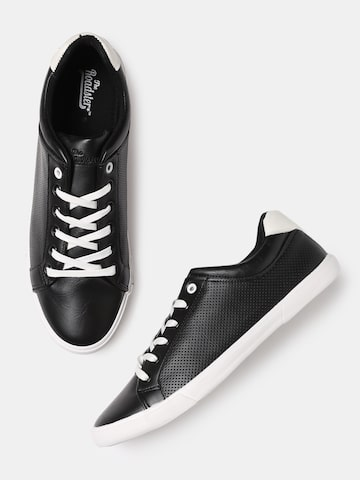 Roadster Men Black Sneakers Roadster Casual Shoes at myntra