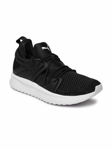 Puma Unisex Black TSUGI Blaze Sneakers at myntra