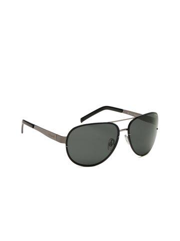Polaroid Men Oval Sunglasses PLD 2026/S CVL 63Y2 Polaroid Sunglasses at myntra