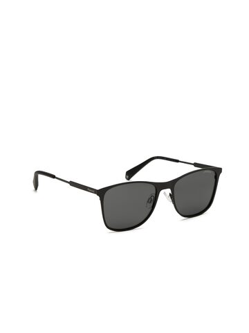 Polaroid Men Sports Sunglasses PLD 2051/S 807 54M9 Polaroid Sunglasses at myntra