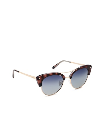 Polaroid Women Browline Sunglasses 4045/S Polaroid Sunglasses at myntra