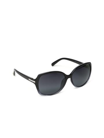 Polaroid Women Rectangle Sunglasses PLD 5012/S LKP 56C3 Polaroid Sunglasses at myntra