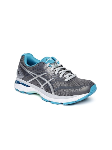 ASICS Women Grey GT-2000 5 Running Shoes ASICS Sports Shoes at myntra