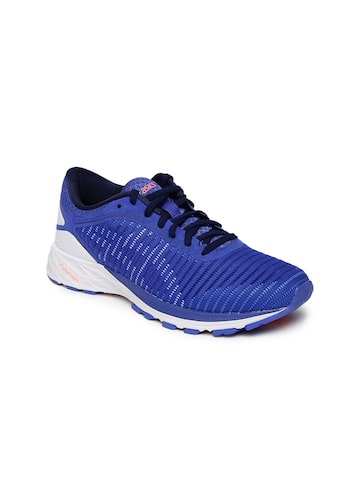 ASICS Women Blue DynaFlyte 2 Running Shoes ASICS Sports Shoes at myntra
