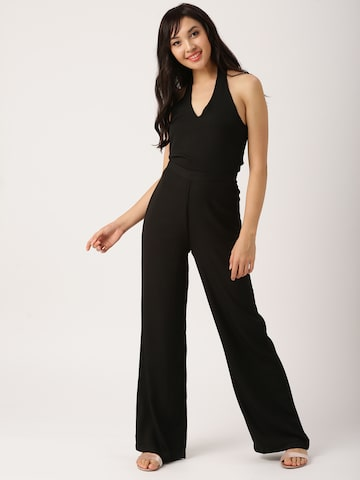 DressBerry Black Jumpsuit DressBerry Jumpsuit at myntra