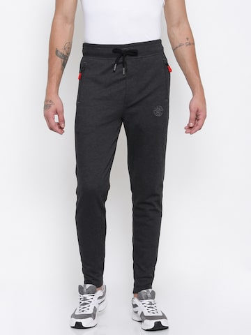 Sports52 wear Charcoal Grey Joggers Sports52 wear Track Pants at myntra