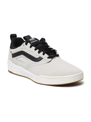 Vans Men Grey UltraRange Pro Suede Sneakers Vans Casual Shoes at myntra