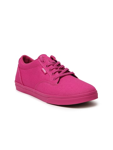 Vans Women Pink Winston Low Sneakers Vans Casual Shoes at myntra