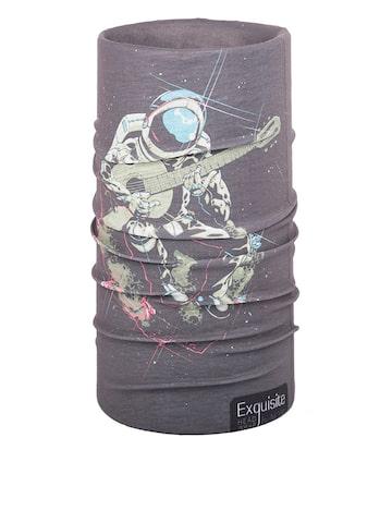 NOISE Unisex Grey Printed Headband NOISE Headband at myntra