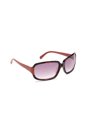Calvin Klein Women Rectangle Sunglasses 4074 291 S Calvin Klein Sunglasses at myntra