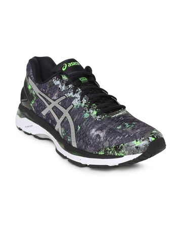 ASICS Men Grey GEL-KAYANO 23 Running Shoes ASICS Sports Shoes at myntra
