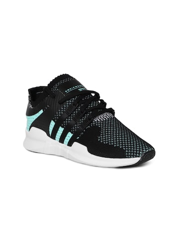 Adidas Originals Women Black Equipment Support ADV PK Sneakers Adidas Originals Casual Shoes at myntra